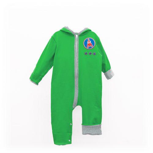 Babynaut 3 Grashüpfergrün